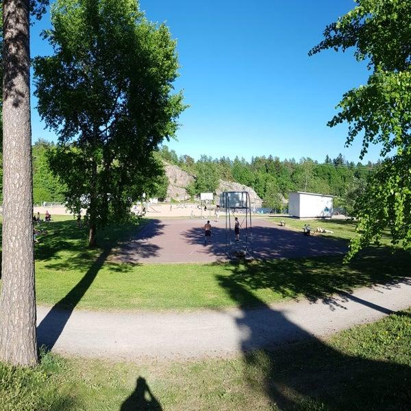Das Foto wurde bei Pikkukosken uimaranta von Paul F. am 5/27/2018 aufgenommen