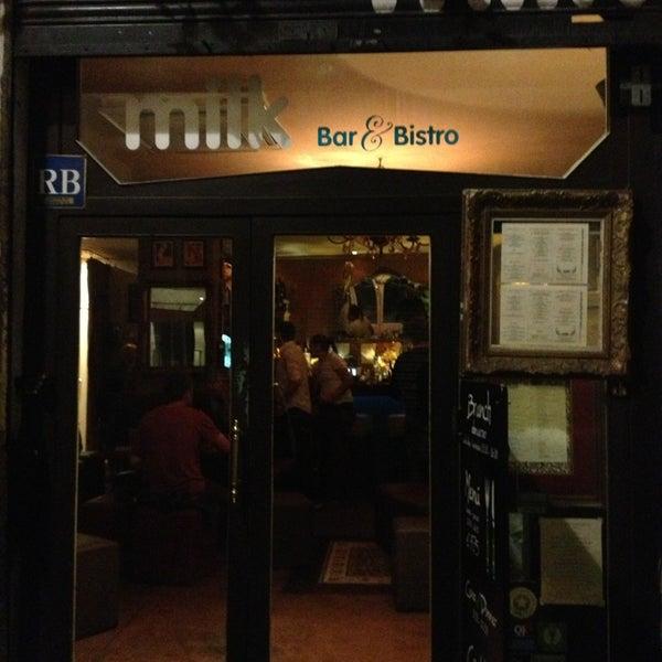 3/29/2013にMarikiがMilk Bar & Bistroで撮った写真