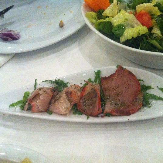 Foto diambil di Yelken Restaurant oleh Simten D. pada 10/28/2012