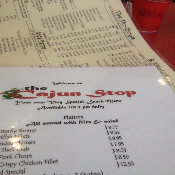 Foto scattata a The Cajun Stop da Ted I. il 3/7/2014