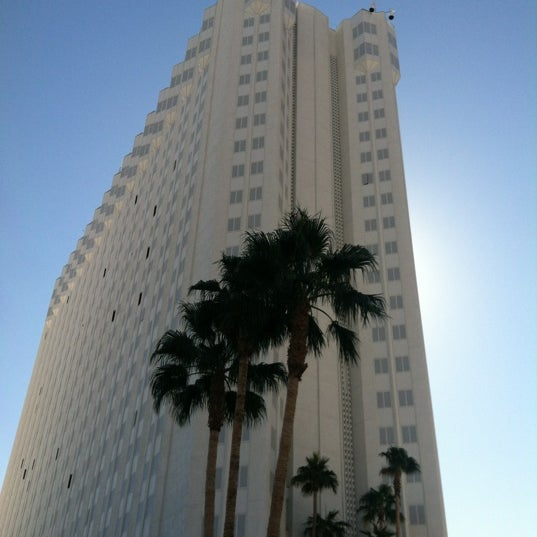 Снимок сделан в Tropicana Las Vegas пользователем Francisco R. 11/13/2012