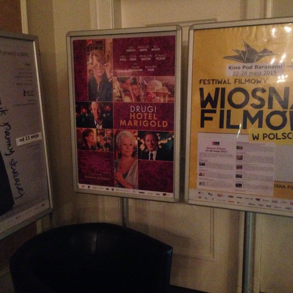 Foto tomada en Kino Pod Baranami por Tatiana R. el 5/21/2015