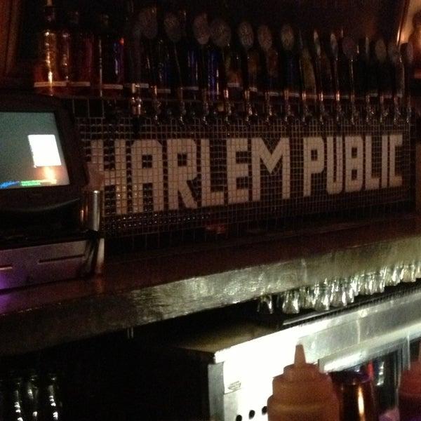 รูปภาพถ่ายที่ Harlem Public โดย Zoey เมื่อ 7/18/2013