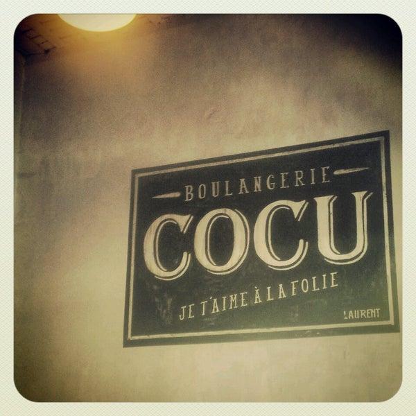 Foto diambil di Boulangerie Cocu oleh Facundo R. pada 4/19/2013