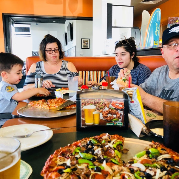 Round Table Pizza Now Closed Foothill Ranch 3 Tips