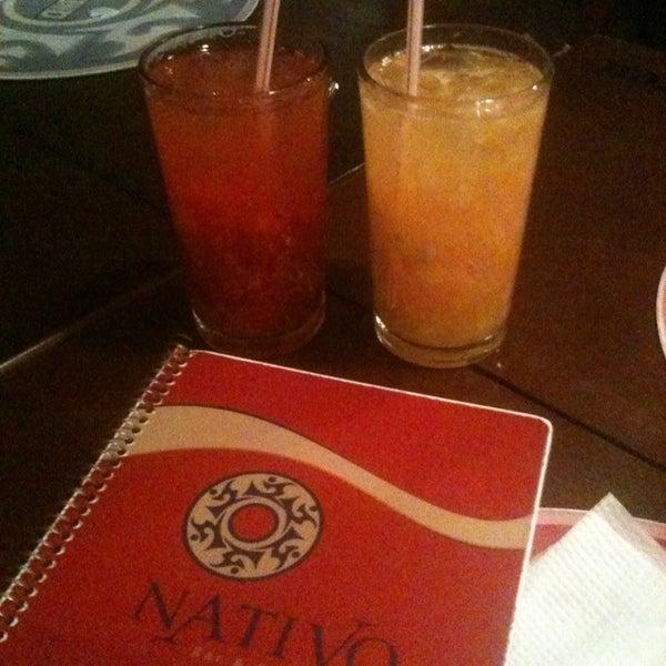 Foto tirada no(a) Nativo Bar e Restaurante por Roberta A. em 7/20/2013