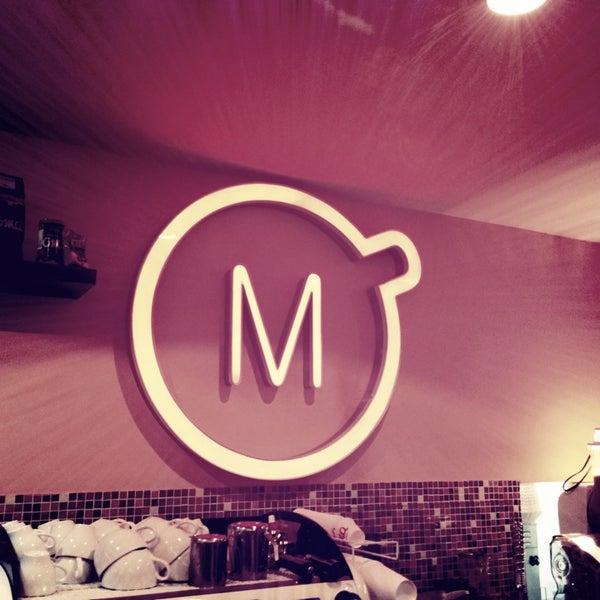 Foto tirada no(a) Momentto Café 100% Colombiano por Antonio F. em 9/12/2013