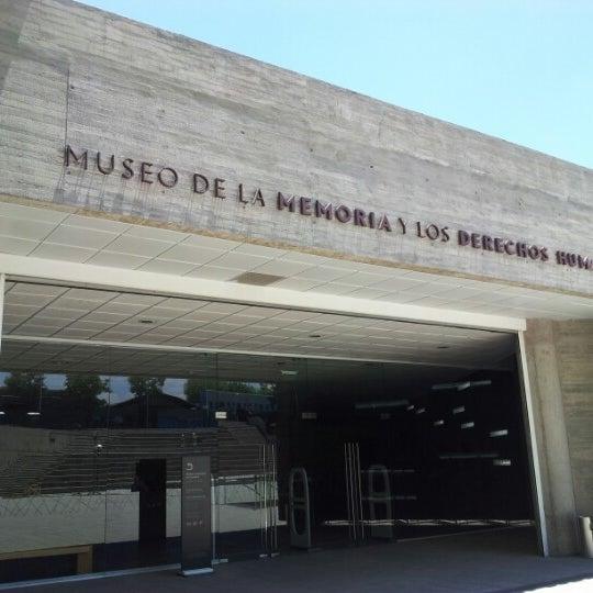12/2/2012にLor P.がMuseo de la Memoria y los Derechos Humanosで撮った写真