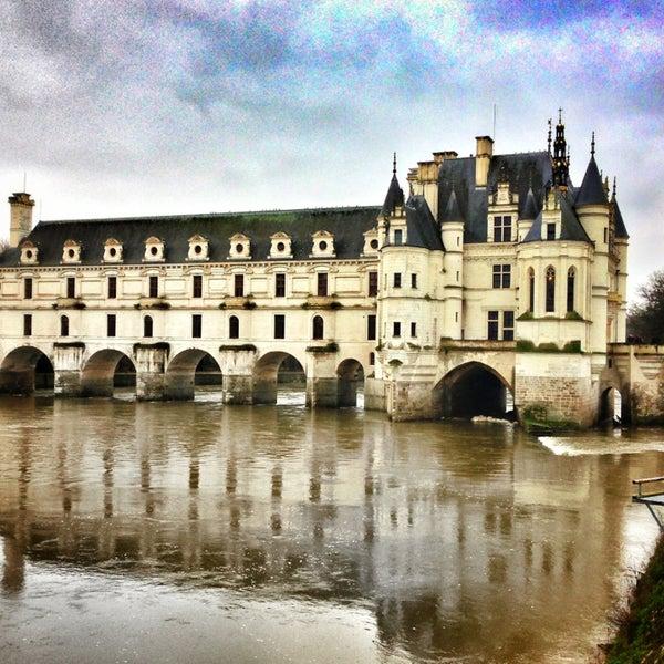 1/4/2013에 Arno G.님이 Château de Chenonceau에서 찍은 사진