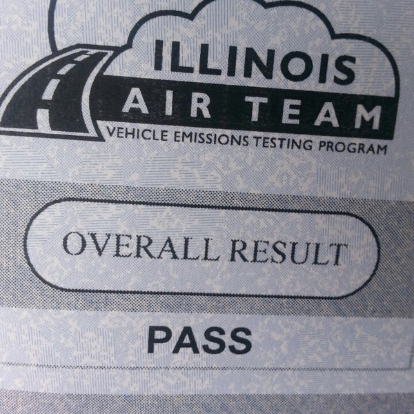 Air Team - Illinois Emissions Testing Station - 9 tips from