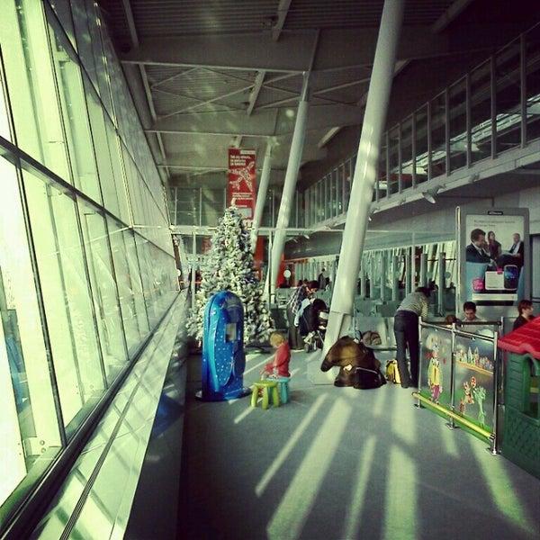 12/31/2012에 Maria S.님이 바르샤바 쇼팽 공항 (WAW)에서 찍은 사진