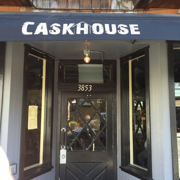 Photo taken at Caskhouse by John E. on 8/9/2016