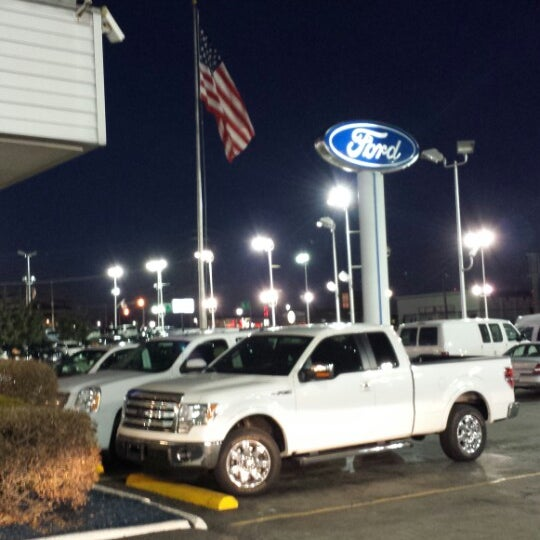 Photo Taken At Dave Sinclair Ford By Peter M. On 12/27/2013