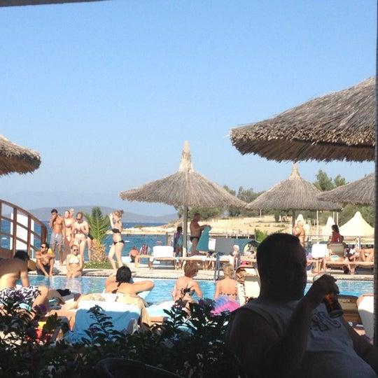 Das Foto wurde bei Samara Hotel von Levent A. am 10/19/2012 aufgenommen