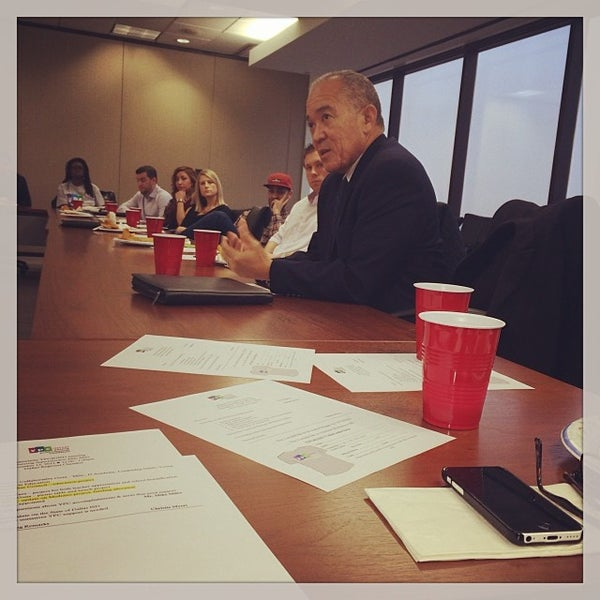 Снимок сделан в Dallas Regional Chamber пользователем Trey B. 12/13/2013
