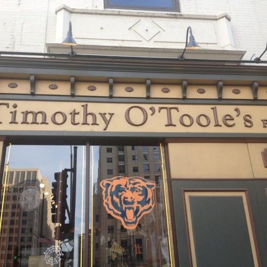 Foto scattata a Timothy O'Toole's Chicago da Bubba il 10/16/2012