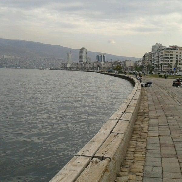 Kordon Waterfront In Alsancak