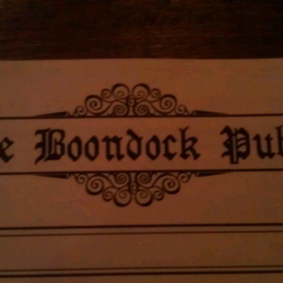 Photo prise au Boondock Pub par Валерий Т. le4/10/2013