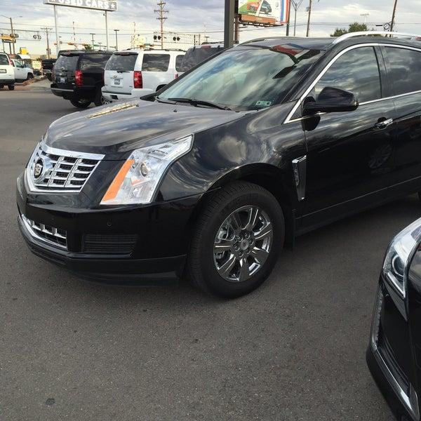 Bravo Cadillac El Paso Tx >> Photos At Bravo Cadillac El Paso Tx