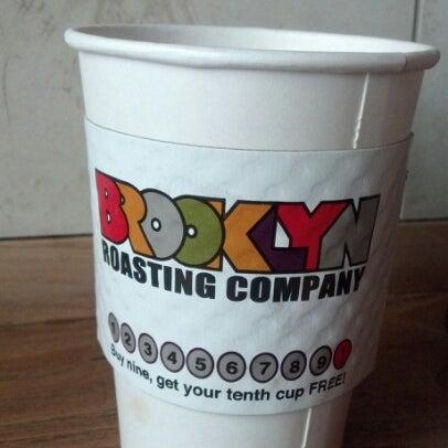 Das Foto wurde bei Brooklyn Roasting Company von Ruth K. am 10/13/2012 aufgenommen