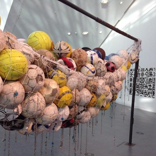 11/4/2012 tarihinde Lucyziyaretçi tarafından National Football Museum'de çekilen fotoğraf