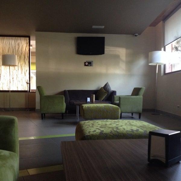 Foto tomada en Hotel Riazor por Фанни Б. el 11/29/2013