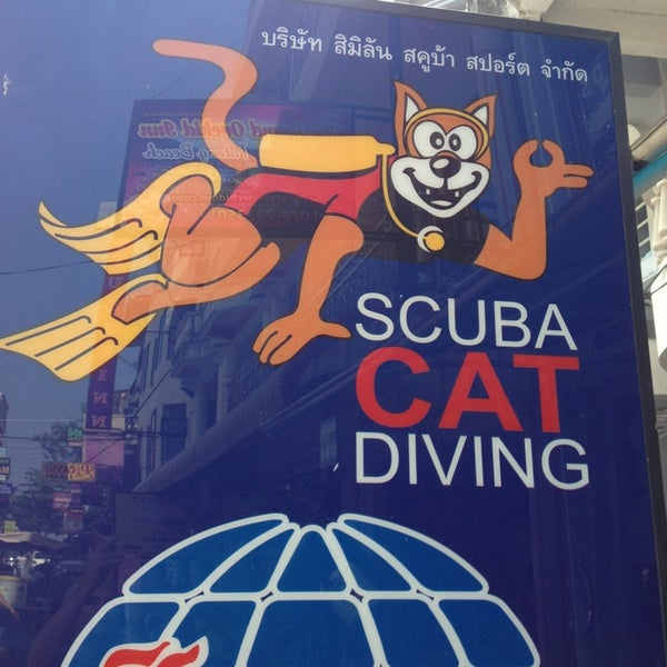 Scuba Cat Diving PADI 5 * CDC - หาดป่า ตอง, ภูเก็ต