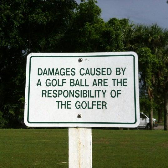 Das Foto wurde bei Palmetto Golf Course von Leo am 10/1/2012 aufgenommen