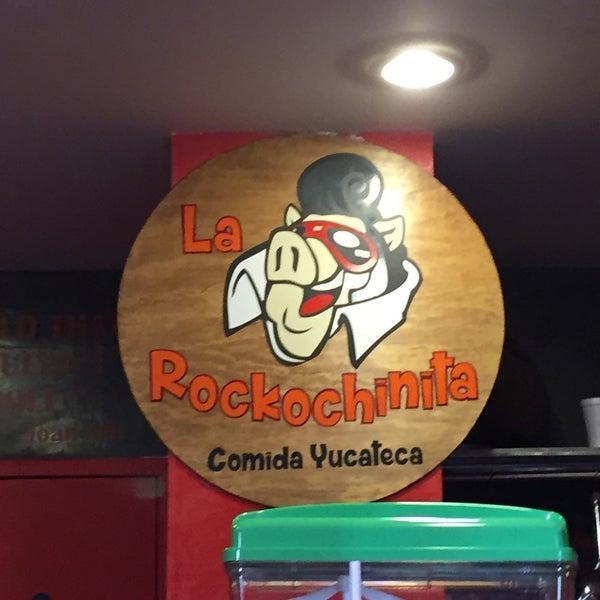 Photo taken at La Rockochinita by Paola U. on 1/15/2016