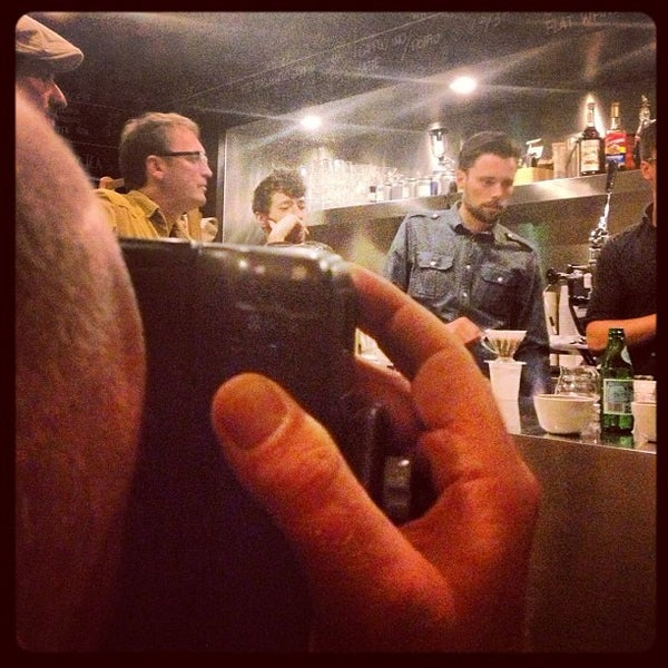 Foto scattata a Espressofabriek da espressofabriek il 10/8/2012