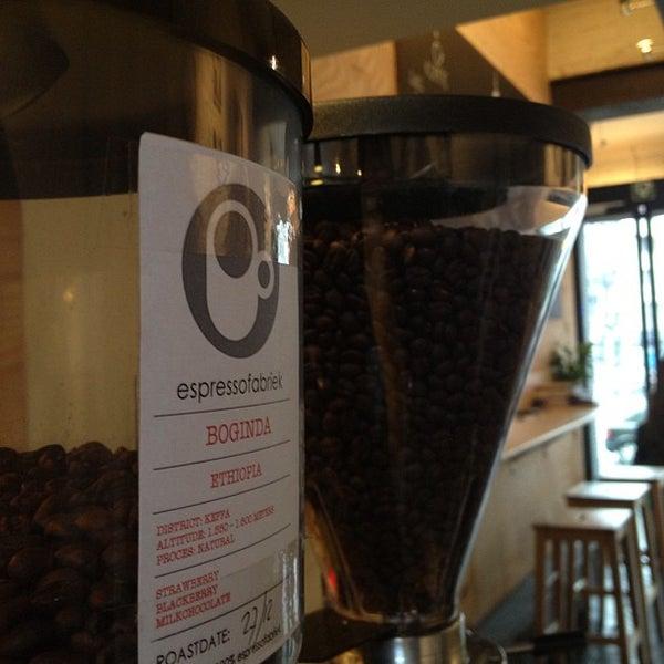 Foto tirada no(a) Viggo's Specialty Coffee por espressofabriek em 1/14/2013