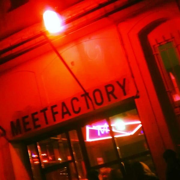 Foto scattata a MeetFactory da David P. il 2/1/2013