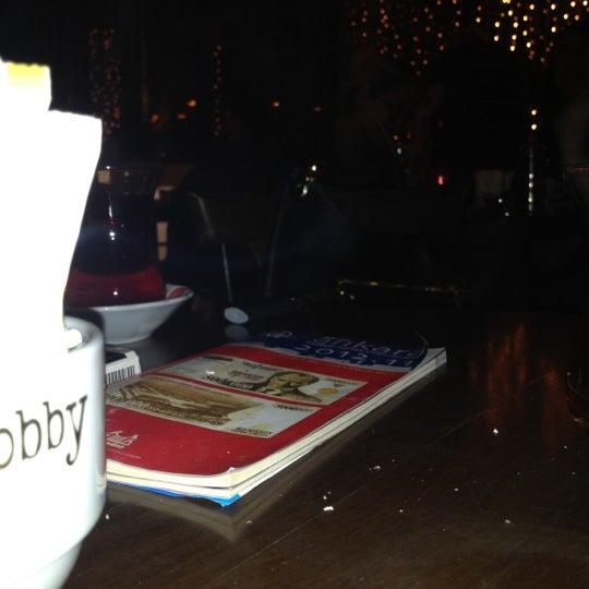 Снимок сделан в Hobby Cafe пользователем 💕YaS💕 12/2/2012