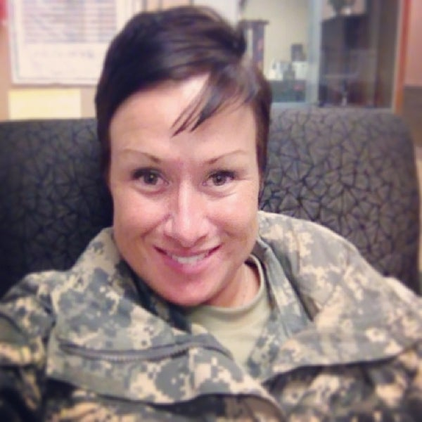 Photo Taken At 548th CSSB Staff Duty By Melissa On 1 2013