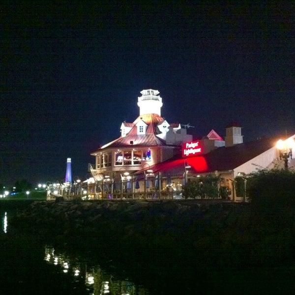 Снимок сделан в Parkers' Lighthouse пользователем Maxim 12/28/2012