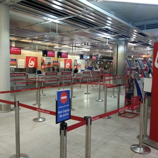Airberlin check in