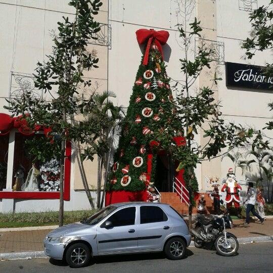 10/27/2012 tarihinde Rogério M.ziyaretçi tarafından Goiânia Shopping'de çekilen fotoğraf