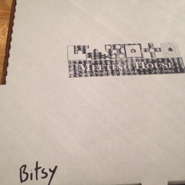 8/22/2014にBitsy M.がMeeting Houseで撮った写真
