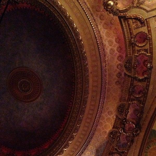 9/29/2012에 Chris D.님이 The Chicago Theatre에서 찍은 사진