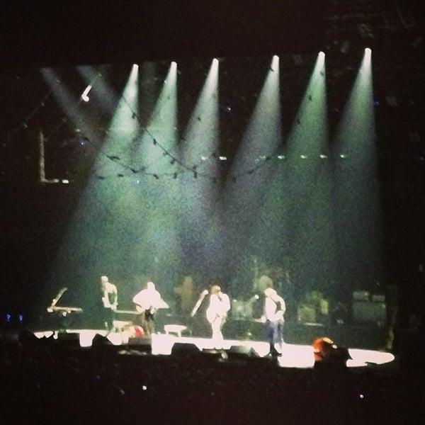 5/23/2013 tarihinde Anjay29ziyaretçi tarafından Northlands Coliseum'de çekilen fotoğraf