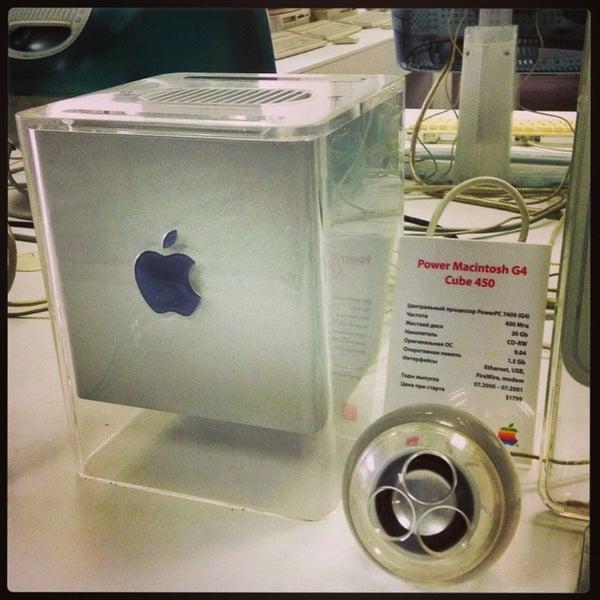 7/22/2013에 Stanislav G.님이 Moscow Apple Museum에서 찍은 사진
