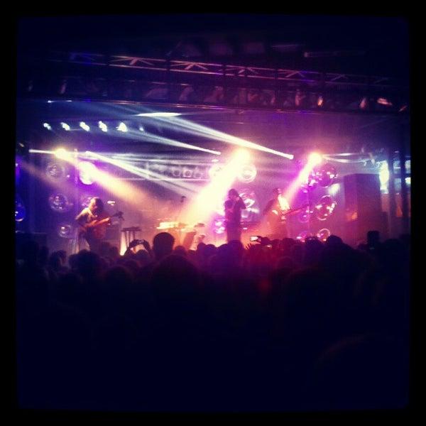 Снимок сделан в The Cannery Ballroom пользователем Andrew M. 6/23/2012