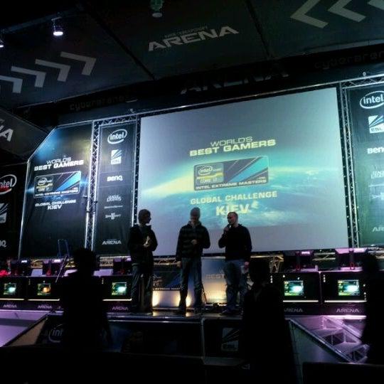 1/19/2012にEvgeny O.がКиберcпорт Аренаで撮った写真