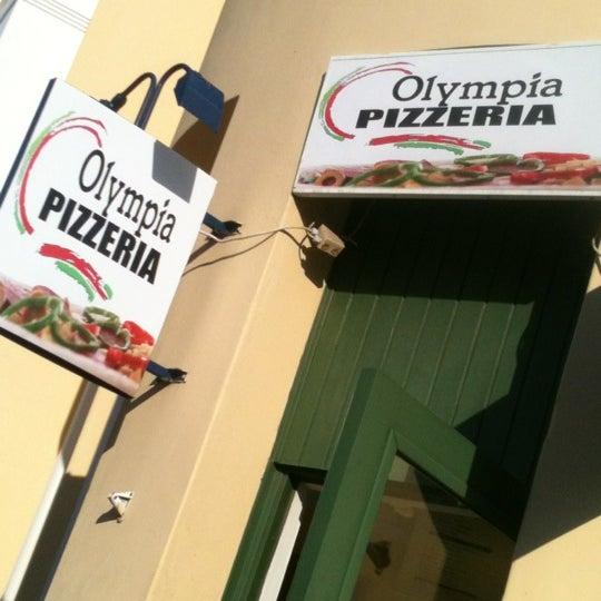 olympia pizzeria helsingborg