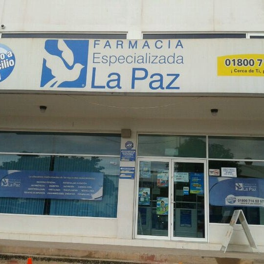Farmacia Especializada La Paz Villahermosa - Farmacia