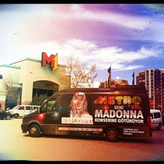 4/27/2012 tarihinde Metro F.ziyaretçi tarafından M1 Konya'de çekilen fotoğraf