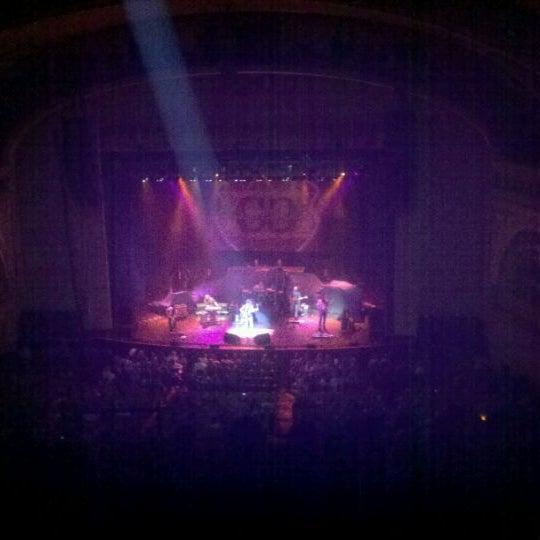 10/3/2011 tarihinde Tiffany S.ziyaretçi tarafından Auditorium Theatre'de çekilen fotoğraf
