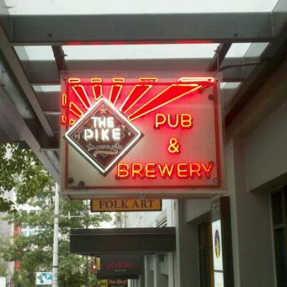 Photo prise au Pike Brewing Company par David H. le10/21/2011