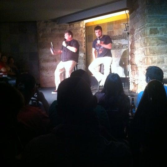 7/20/2012 tarihinde John C.ziyaretçi tarafından Comedy Works Downtown in Larimer Square'de çekilen fotoğraf