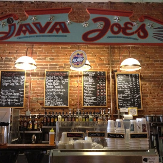 Java Joes Coffee House Downtown Des Moines 214 4th St